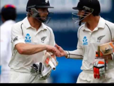 Kane Williamson, BJ Watling Record Smashes Sri Lanka Hopes a report
