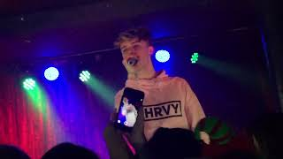 Personal - HRVY - Dublin 22•12•17