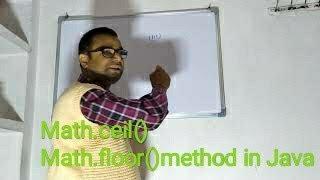 Math.Floor and Math.ceil ||Blue J and Java