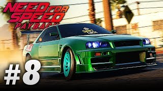 Need for Speed PAYBACK - Walkthrough - Part 8: UNDERGROUND SOLDIER & SHIFT LOCK