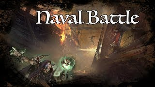 D&D Ambience - Naval Battle