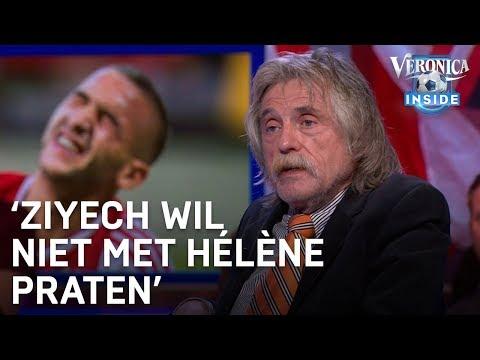 Ziyech wil niet met Hélène praten: 'Waar gaat dit over?!' | VERONICA INSIDE
