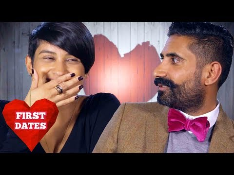 Hema Can't Stand Ajai's Mustache! | First Dates