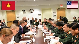 Tin Quốc Phòng - Chuyến đi nhiều thách thức của Tướng Việt Nam đến Mỹ
