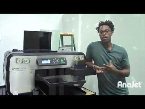AnaJet Success Story – Godfather of Print Testimonial