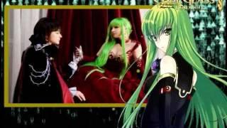 cosplay lilian hime C.C. (Code Geass)  Fandub  de   bidujador .mp4