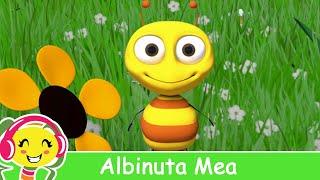 Albinuta Mea - CanteceGradinita.ro - Zum Zum Zum, Albinuta Mea