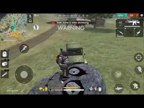 Free Fire - Play wo Voice is a Bad Idea