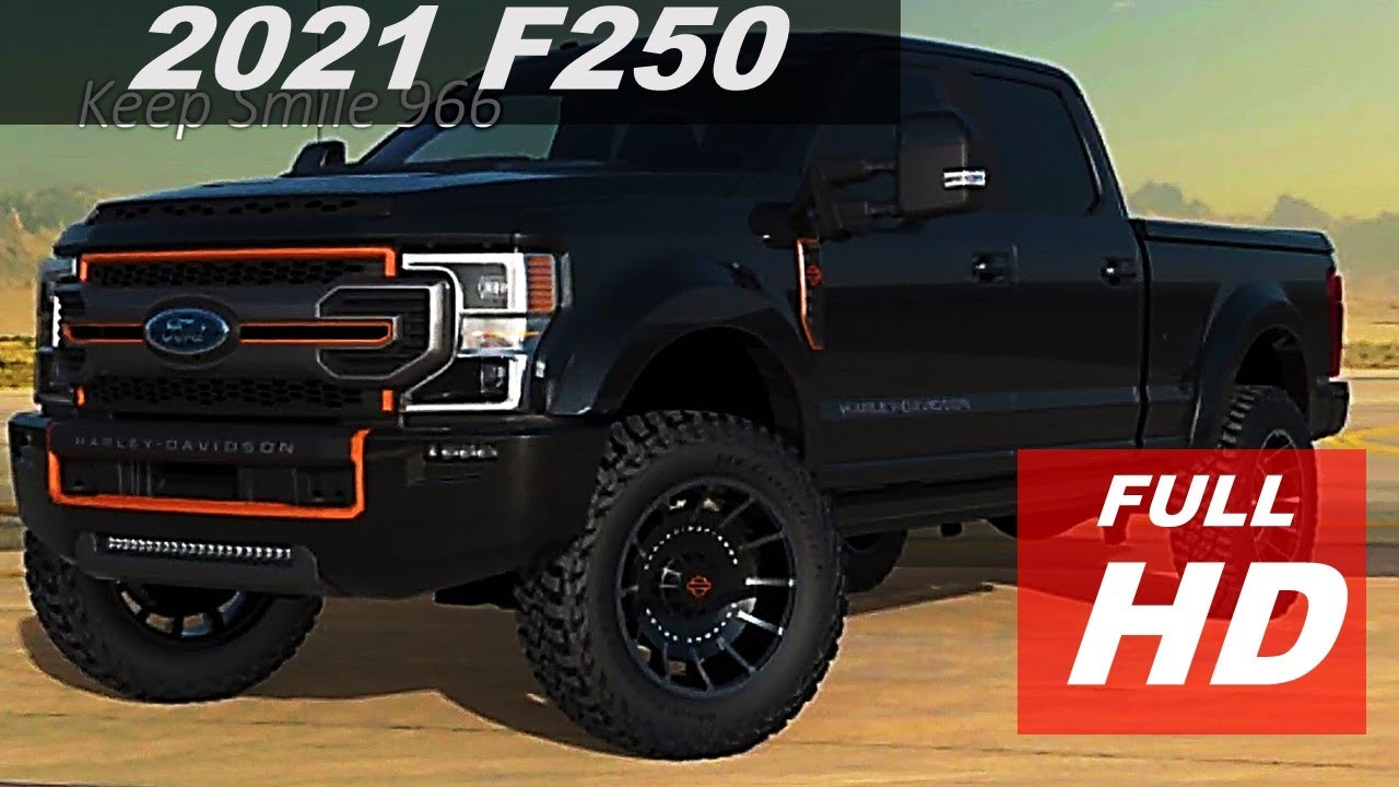 2021 FORD F 250 BIG PREMIUM TRUCK - MORE POWERFUL ENGINE AND NEW TECHNOLOGIES - YouTube
