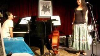 Michiyo (flute), Yuko Fujiyama (piano) July 25, 2010 @ Jazz Gallery in NYC Musical Offering for Marshall Fisher.