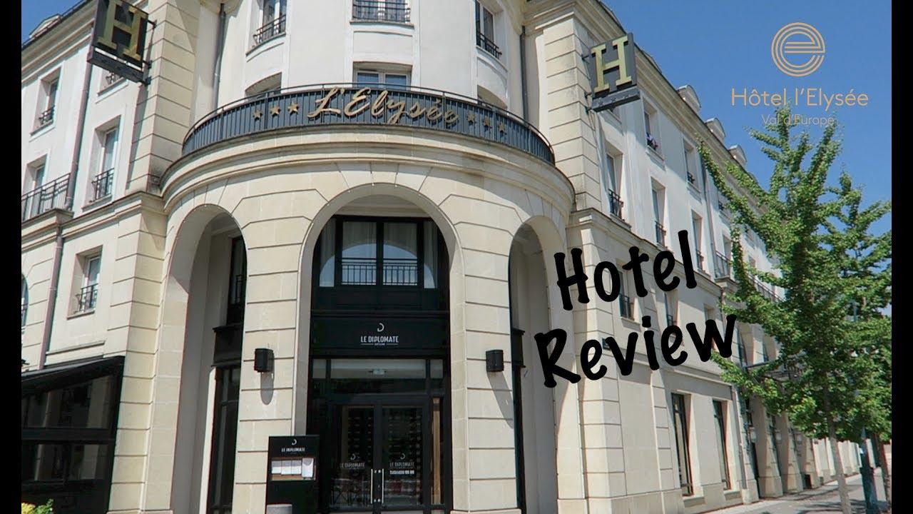 Hotel Disneyland Paris Val D Europe