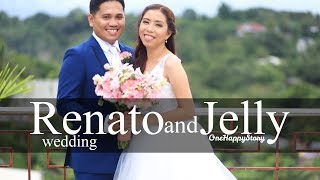 Renato and Jelly wedding at Mallberry Suites