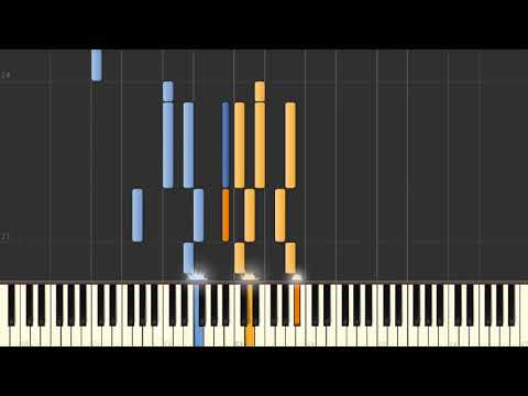 It Came Upon the Midnight Clear (Christmas Jazz Piano) - Jazz Piano Solo Tutorial
