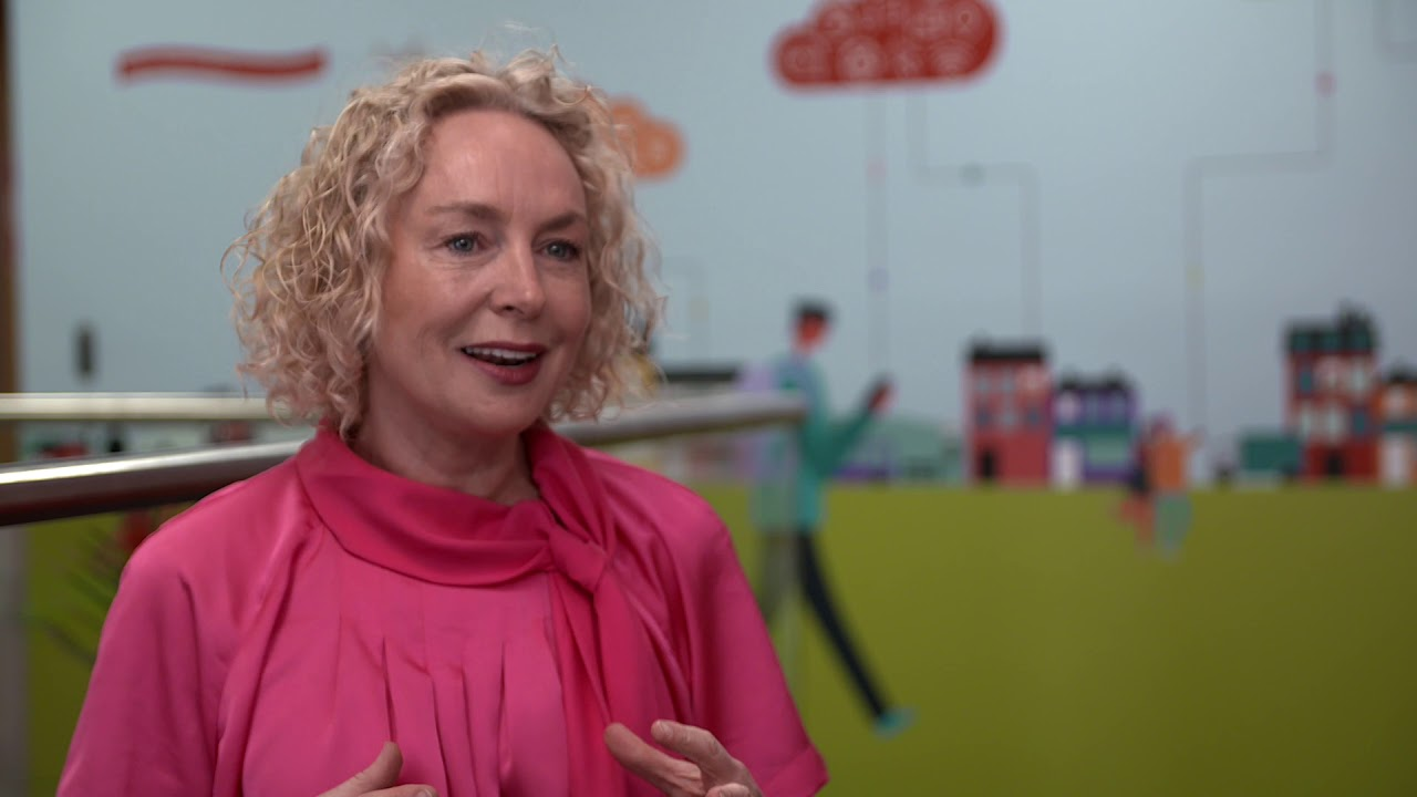 Anne O Leary.Skibbereen Gigabit Town Anne O Leary