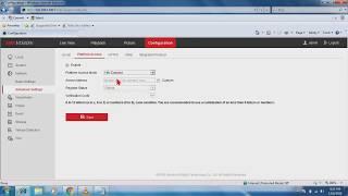 Hikvision error solved 100 reconnecting error code hcnetsdk