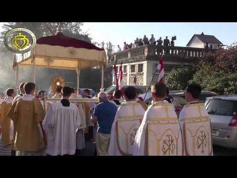 Procession du St Sacrement