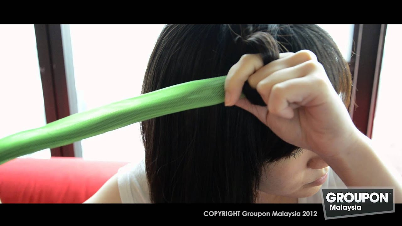 Straight perm groupon - Groupon Malaysia Thirty5mm Perm Hair Kit