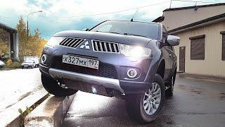 Отзыв владельца Mitsubishi Pajero Sport 2011 года выпуска после 5 лет эксплуатации(Отзыв владельца бензинового Mitsubishi Pajero Sport 2011 года выпуска. Машина была куплена в 2011 году у оф. дилера. Компле..., 2016-10-03T18:36:55.000Z)