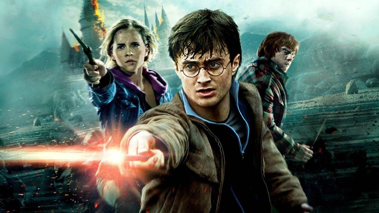 Trailer Harry Potter 1