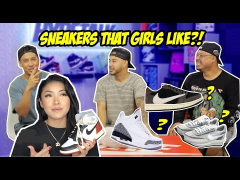 HYPETALK: WOULD WE DATE A SNEAKERHEAD GIRL?! (WE SOUND OFF!)