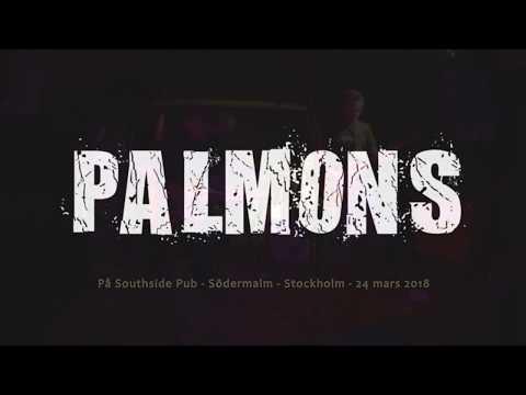 "Palmons ""Stick"" - Southside Pub - Södermalm - Stockholm - 24 mars - 2018"