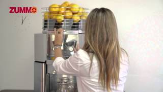 commercial juicer zummo z14