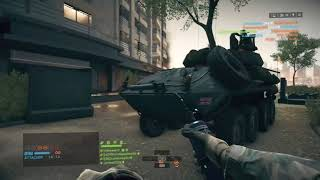 Battlefield 4™Hardcore Rush 35-0 LAV-25