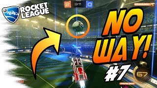 FUNNIES & FREESTYLES 7! - Rocket League Best Goals, Saves, & Air Dribbles (Funny Gameplay Montage)
