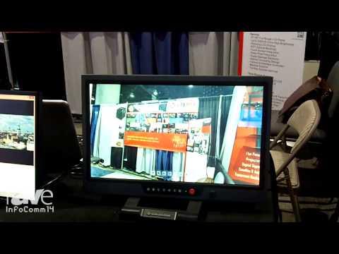 InfoComm 2014: Sundance DSP Offers NavPixel Display