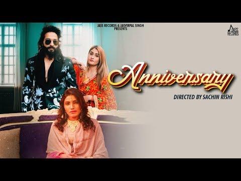 Anniversary  | (Full HD) | Manveer Manni | Sachin Rishi | Rajiv Rishi | New Punjabi Songs 2020