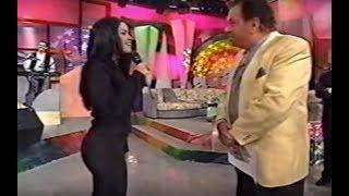 Shakira entrevistada por Paco Stanley (Pacatelas 1996)