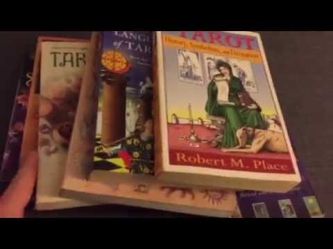 My Favorite Tarot Books