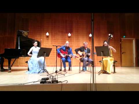 我的爱情 - Live at The Danish Royal Academy of Music