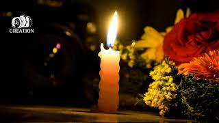 Heart touching flute song for candle video
