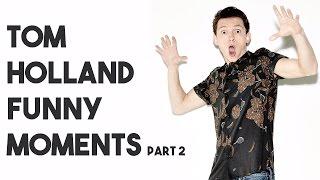Baixar Tom Holland Funny Moments Part 2