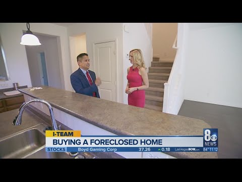 I-Team: What to know about buying a foreclosed home