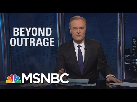 Lawrence: President Donald Trump Is