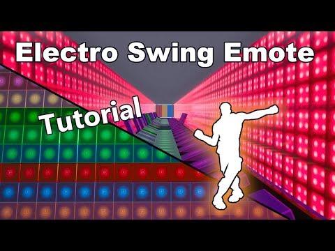 Electro Swing Emote (Fortnite Creative Tutorial)
