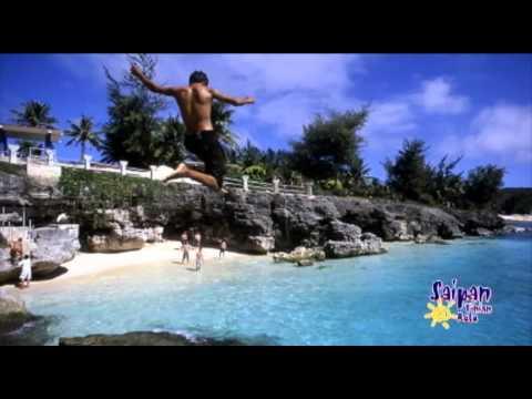 """Saipan, Tinian, Rota: """"Exploring Tinian"""""""