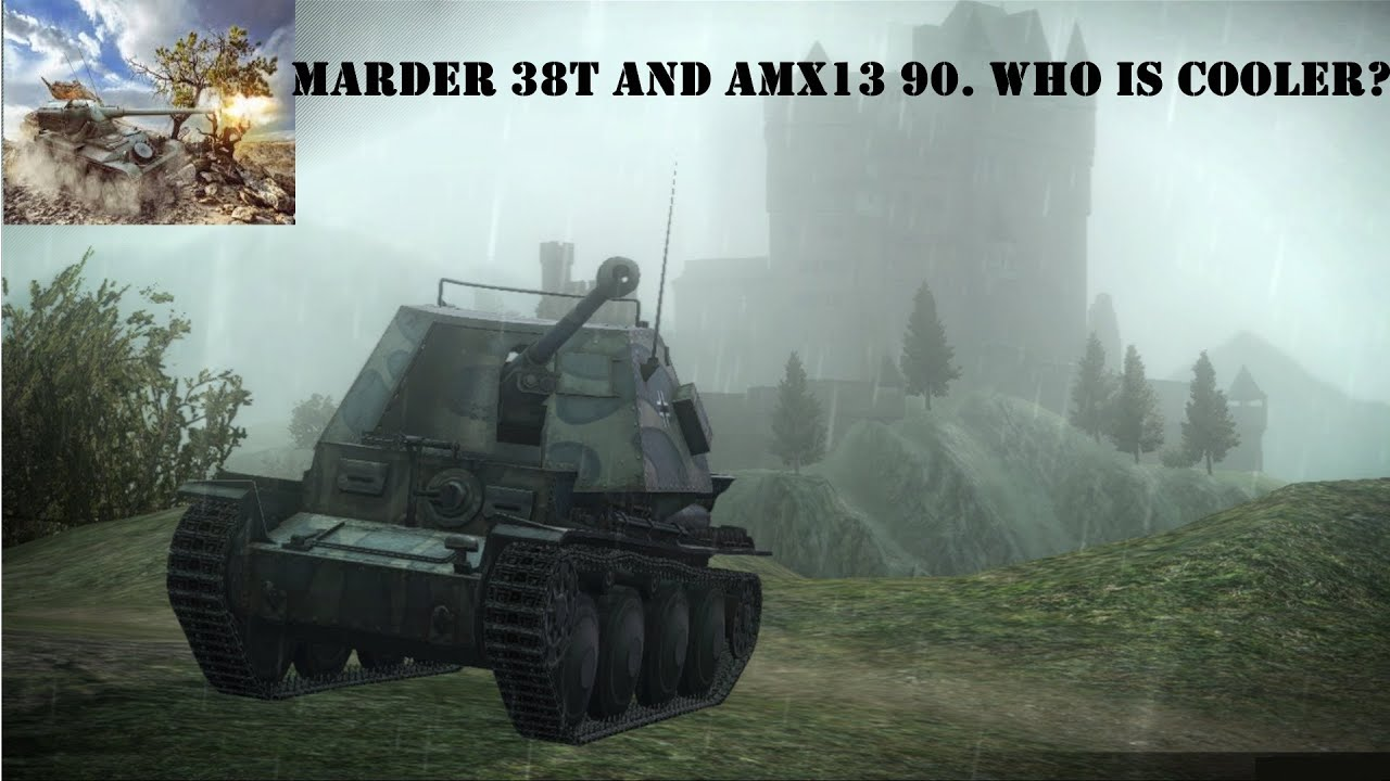 marder 38t and amx13 90 who is cooler youtube. Black Bedroom Furniture Sets. Home Design Ideas