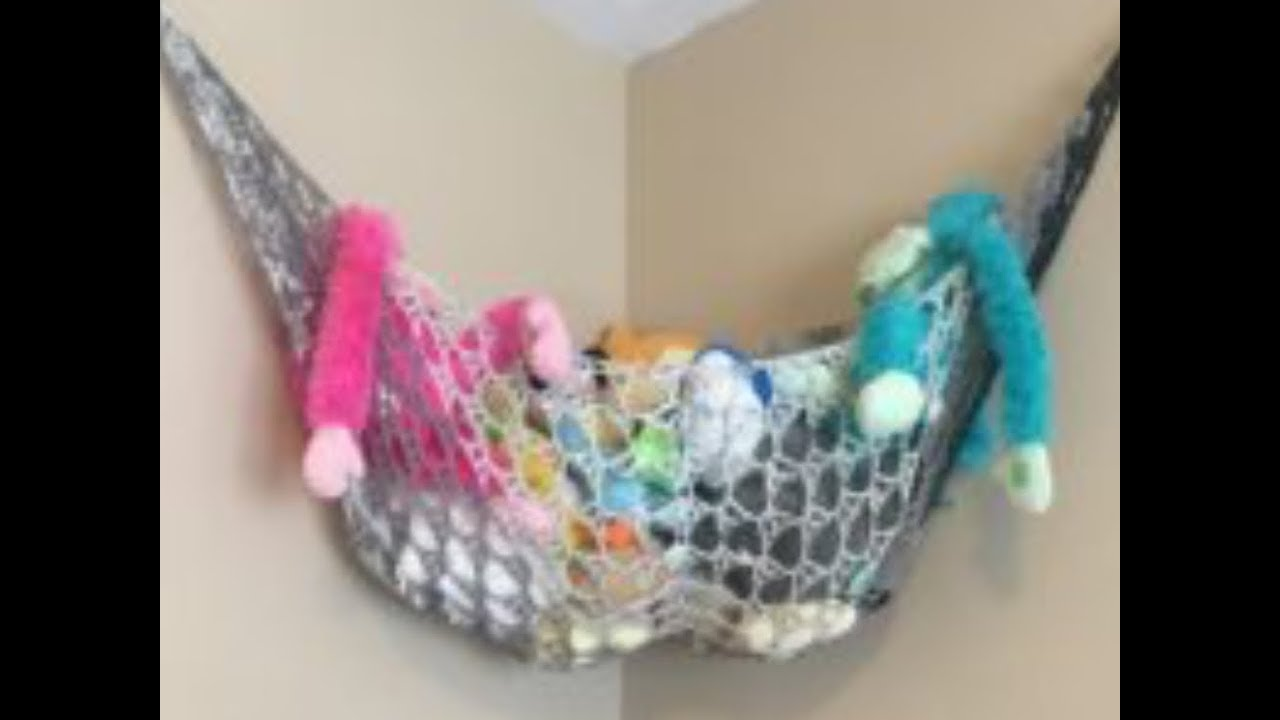 How To Crochet A Toy Hammock Youtube