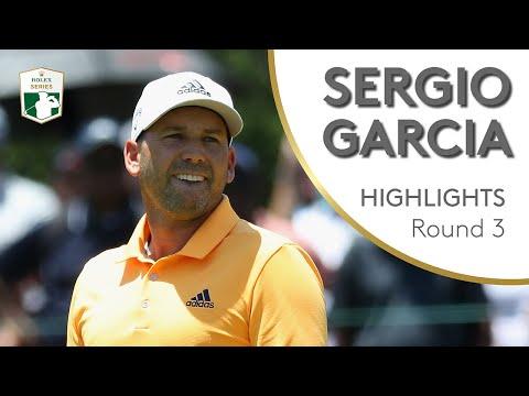 Sergio Garcia Highlights | Round 3 | 2018 Nedbank Golf Challenge