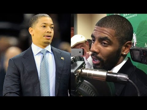 Did Kyrie Irving Just Call Tyronn Lue STUPID?