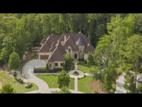 $2.5 million mansion for sale in Fort Mill