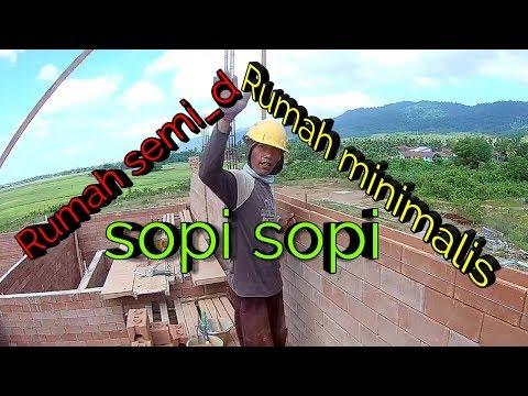 Sopi Sopi Rumah Semi_d Pakai Interlocking Brick Steep 1