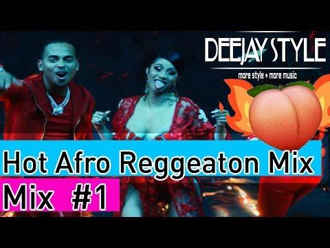 🍑 Hot Afro Reggeaton Dutch Mix 🍑 Hip Hop RnB Booty Selecta Mix 2018 #1 - DJ Style