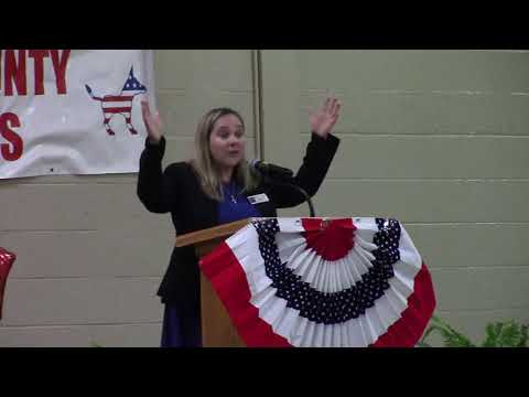 Sarah Riggs Amico - Candidate for Lt. Gov