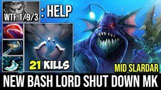 13Min Godlike [Slardar] EPIC New Bash Lord Shut Down Pro Monkey King Mid 21Kills Funny Game Dota 2