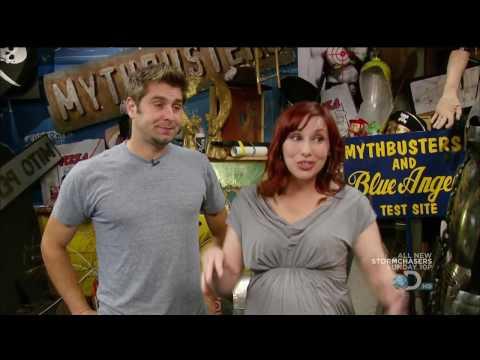 Carey mythbusters pregnant