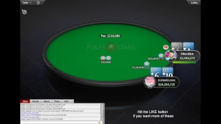 Cards Up Replay: WCOOP-43-H $25,000 8-Max Highroller FINAL TABLE (no comms)